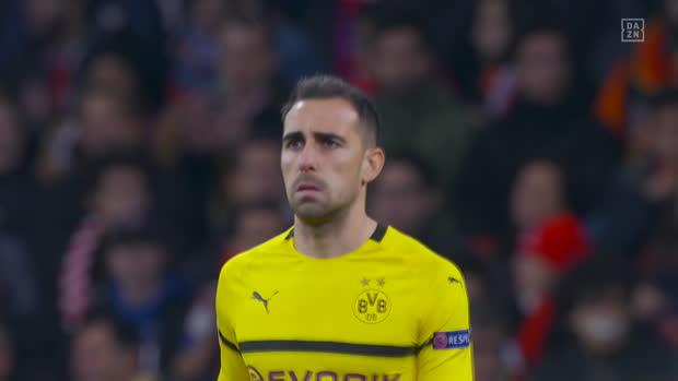 UEFA Champions League: Atletico Madrid - Borussia Dortmund   DAZN Highlights