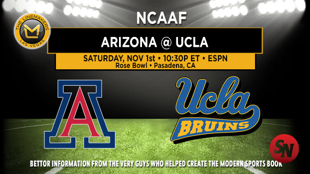 Arizona Wildcats @ UCLA Bruins