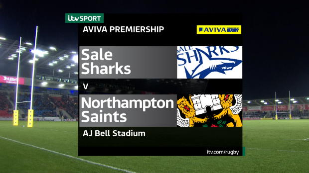 Aviva Premiership - Match Highlights - Sale Sharks v Northampton Saints