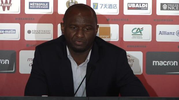 """Vieira über Job bei Nizza: """"Ich selbst sein"""""""