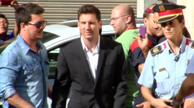 Foot Transfert, Mercato Liga - FC Barcelone, Un nouveau contrat pour Messi