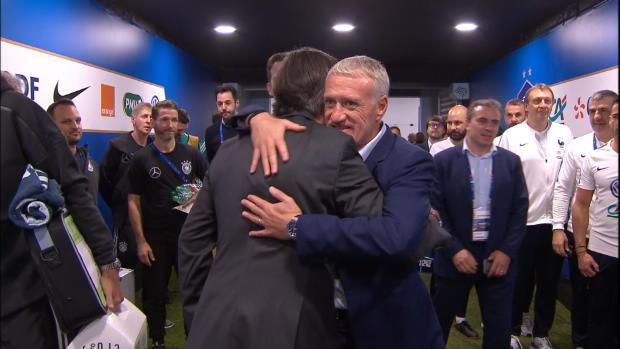UEFA Nations League: Frankreich - Deutschland