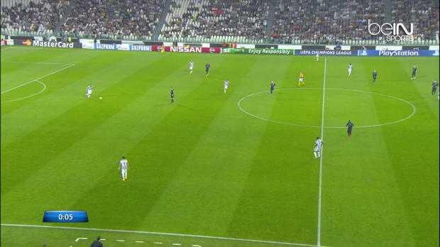 LdC : Juventus 2-0 Malmö