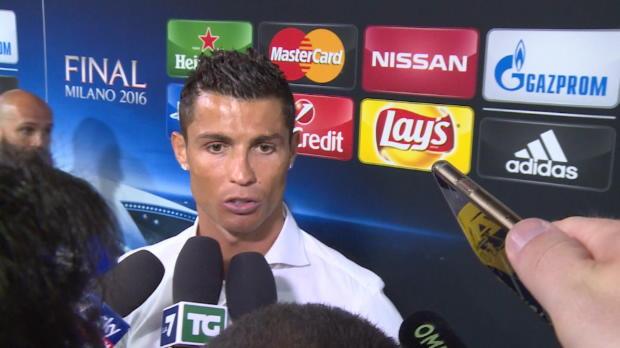 """Ronaldo nach CL-Triumph: """"Habe geweint"""""""