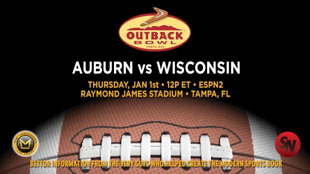 Auburn vs. Wisconsin