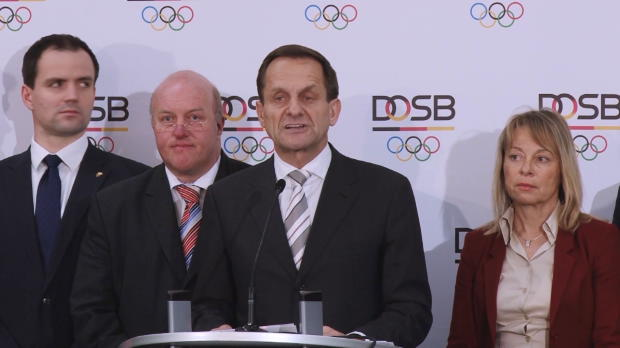"Olympia 2024: Hörmann: ""Keine Mathe-Aufgabe"""