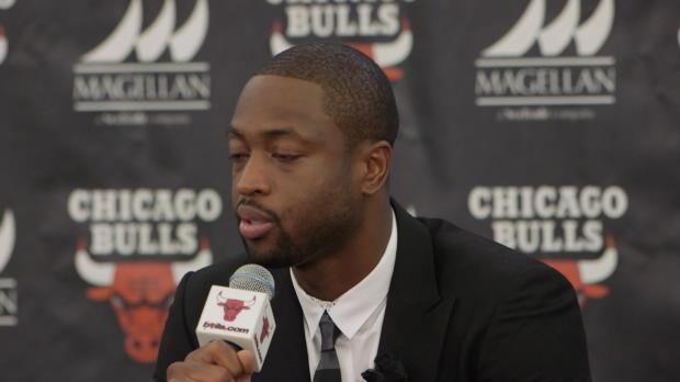 "Wade: ""Kann gar nicht sagen, was das bedeutet"""