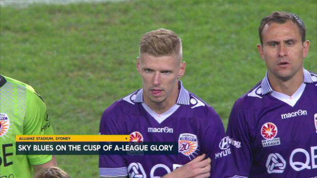 Sky Blues too strong for Glory