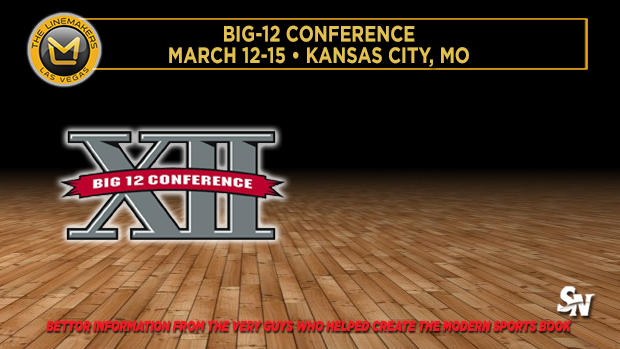 Conference Tournament Preview:  Big 12
