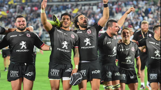 Top 14 : Top 14 - Demies : Azéma : 'Toulouse, un challenge de plus à relever'