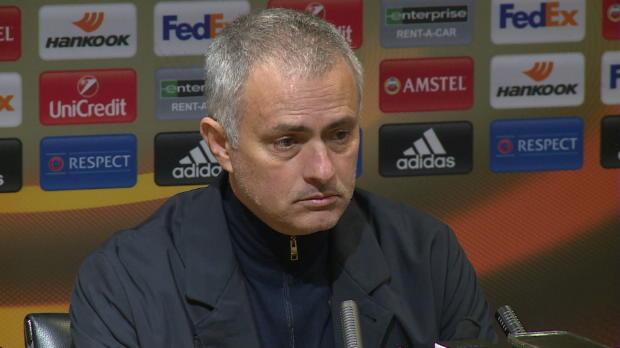 """Mourinho: """"In der Umkleide zu laut, zu lustig"""""""