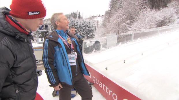 Skispringen: Schanzen-Tour mit Morgenstern