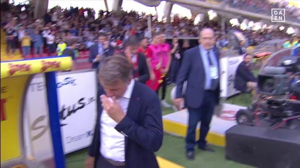 Benevento - Inter Mailand