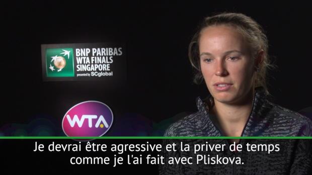 """Basket : Masters - Wozniacki - """"Venus, une immense championne"""""""