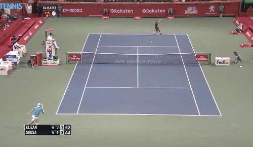 Sousa Hotshot: ATP Tokyo 1R