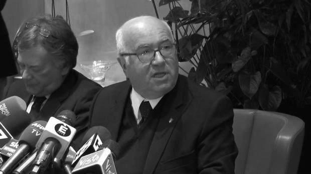 """Italien: """"Lüge!"""" Tavecchio poltert zum Abschied"""