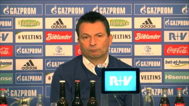 "Heidel vor BVB: ""Mutter aller Derbys"""