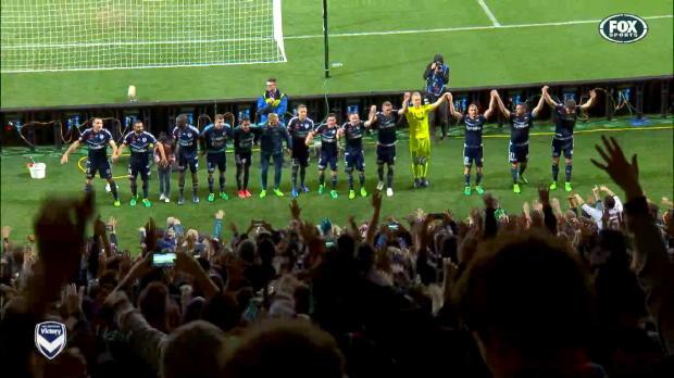 Melbourne Victory 2016/17 season highlights