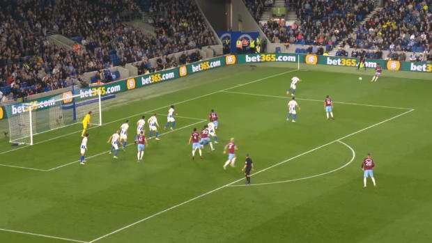 Premier League: Brighton - West Ham | DAZN Highlights