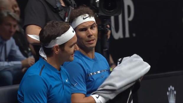 SPOXmas: Federer und Nadal als Dreamteam!