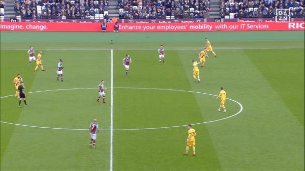 West Ham - Crystal Palace