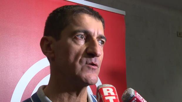 """Basket : FIBA - EuroBasket 2015 (F) - Siutat - """"Le basket n'est pas en concurrence avec le foot"""""""