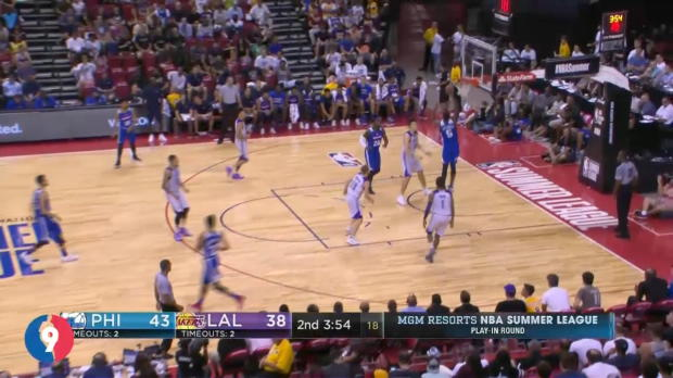 Top 10 Assists From The NBA Las Vegas Summer League