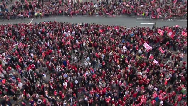 Liverpool bereitet sich auf Heldenempfang vor