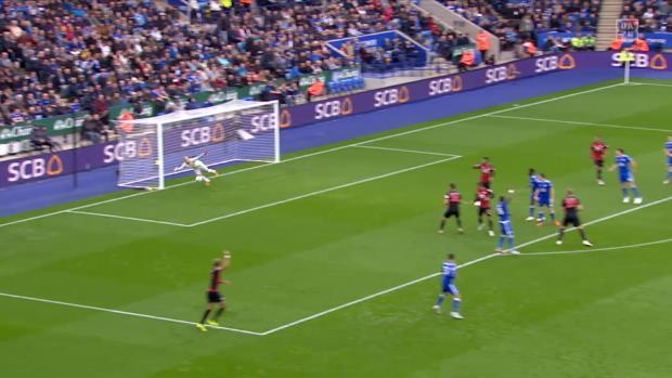 Premier League: Leicester - Huddersfield | DAZN Highlights