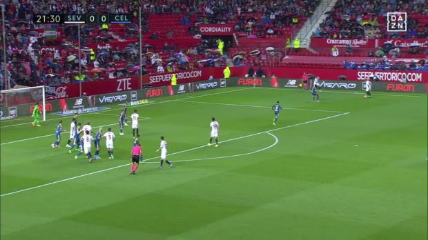 Sevilla - Celta Viga
