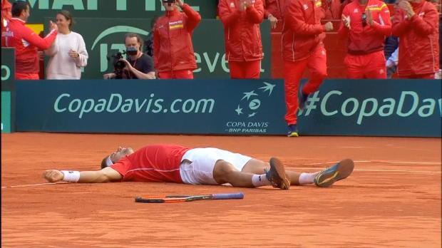 Tennis : Coupe Davis - Nadal et Ferrer qualifient l'Espagne