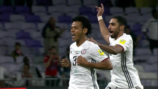 Klub-WM: Al Jazira zieht ins Viertelfinale ein