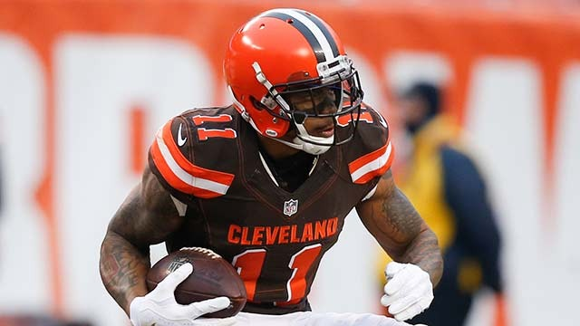 Mike Garafolo: Terrelle Pryor has leverage to get franchise tag from Browns