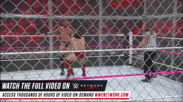 WWE Network: Daniel Bryan vs. Randy Orton - Hell in a Cell WWE Title Match: Hell in a Cell 2013