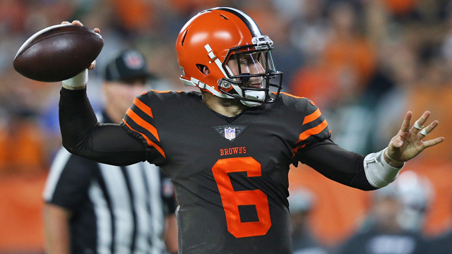 Ian Rapoport: 'Hard to imagine' Cleveland Browns don't name quarterback Baker Mayfield starter