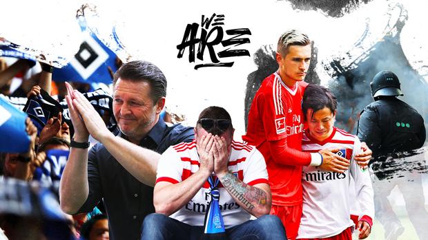 WeAre HSV | Endstation zweite Liga - Die große Abstiegs-Doku