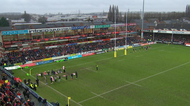 Aviva Premiership - Match Highlights - Gloucester Rugby v Northampton Saints