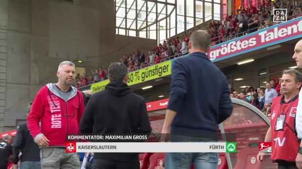 1. FC Kaiserslautern - SpVgg Greuther Fürth