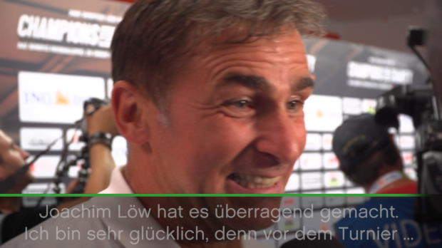 "Confed Cup: Kuntz: ""B-Elf? Titel gewonnen!"""