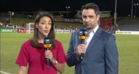 Fox Sports' Ned Zelic says Western Sydney were outclassed by a clinical Urawa Reds outfit on Tuesday night.