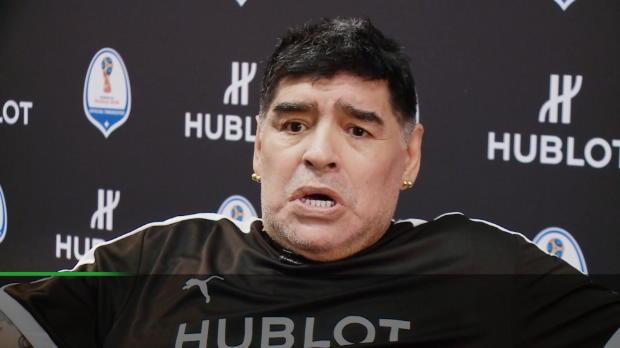 """Maradona: Messi """"muss Kritiker ausblenden"""""""