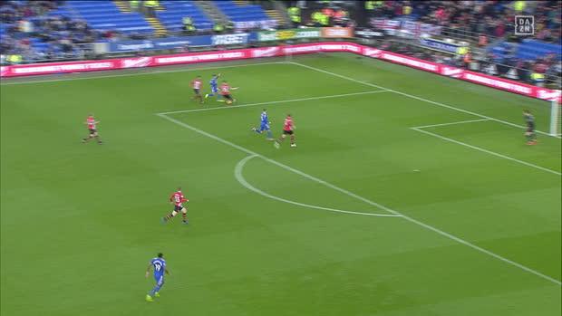 Premier League: Cardiff - Southampton | DAZN Highlights