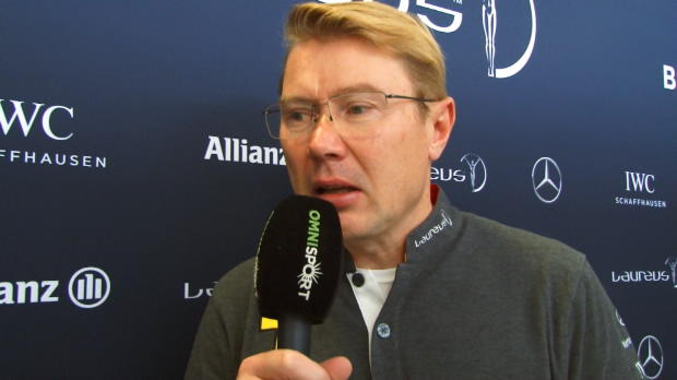 "F1: Häkkinen: Rosberg ""wird Rekorde brechen"""