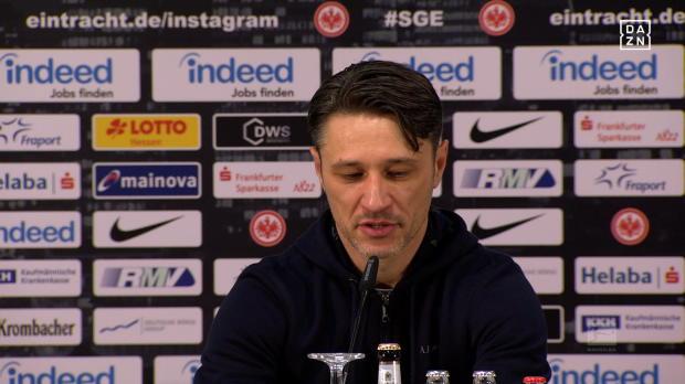 """Kovac: """"Über 90 Minuten ein glücklicher Punkt"""""""