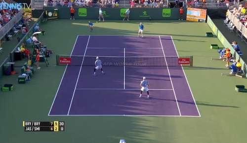 Jasika & Smith Hot Shot: ATP Miami QF