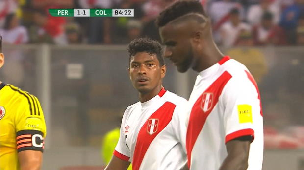WM-Quali: Drängte Falcao Peruaner zu Remis?