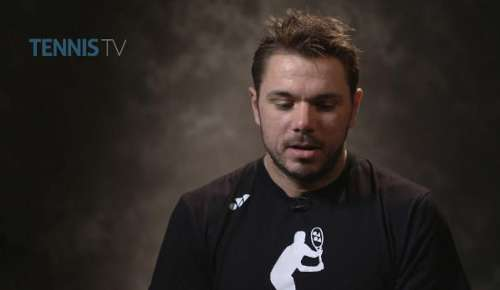 Wawrinka Interview: ATP Shanghai Preview