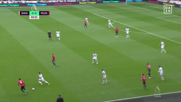 Swansea - Manchester United