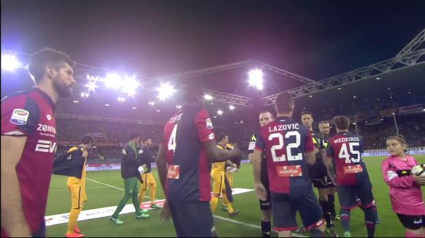 CFC Genua - Hellas Verona