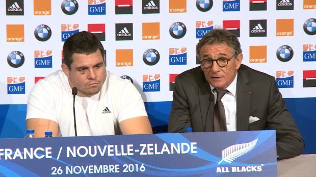 XV de France - Novès - 'Je suis très fier'